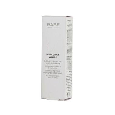 Babe  Iqualogy White Intensive Skin Tone Serum 30ml Renksiz